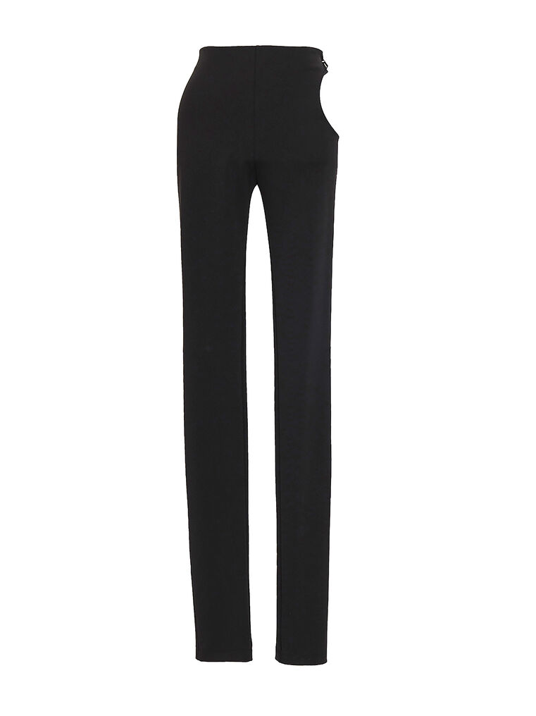"""The Attico """"Namy"""" tight pant with side hole 4"""