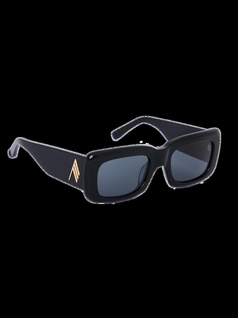 """The Attico """"Marfa"""" black sunglasses 2"""
