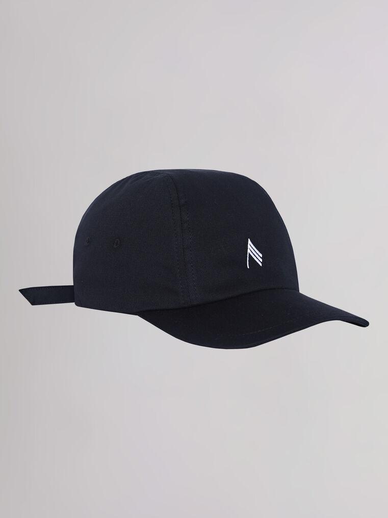 THE ATTICO Black cap 1