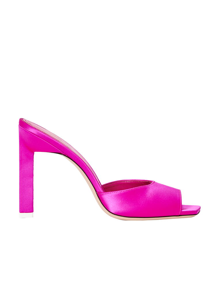 "The Attico ""Kaia"" pink mule 4"