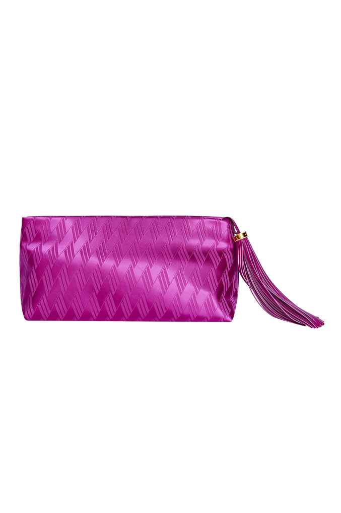"The Attico ""Wynona"" pink pouch 4"