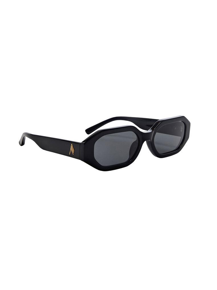 """THE ATTICO """"Irene"""" black sunglasses 3"""