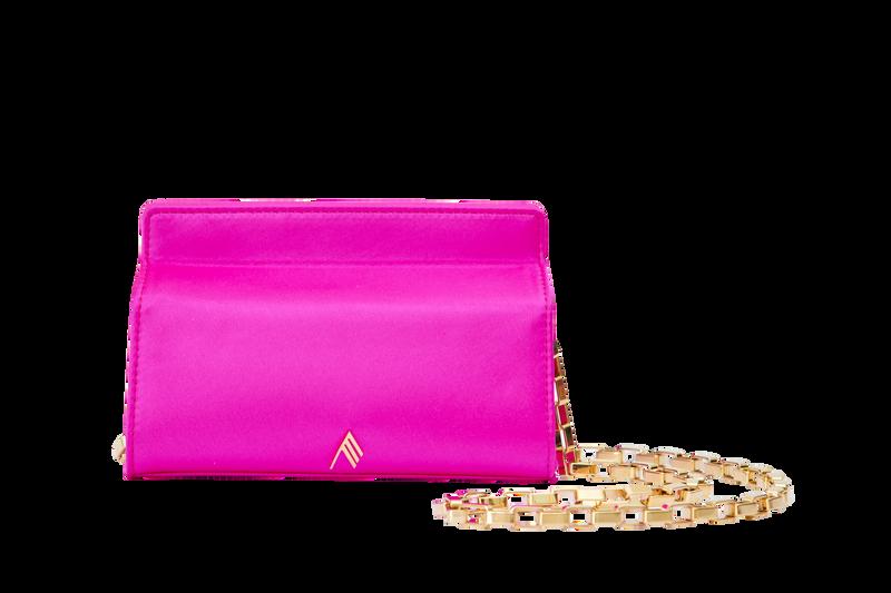 """The Attico """"Venice"""" pink pochette 4"""
