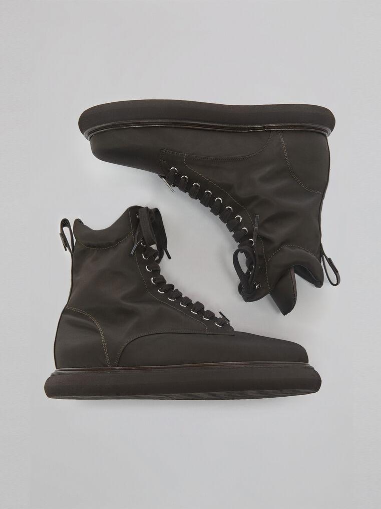 "THE ATTICO ""Selene"" coffee boots 2"