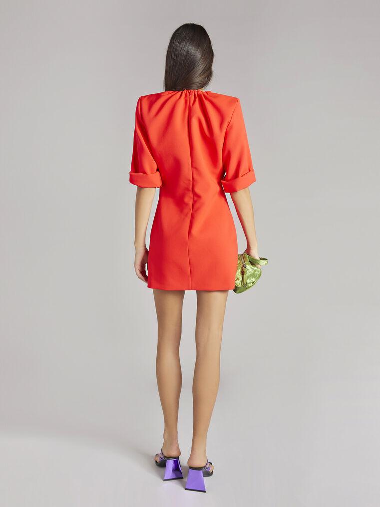 THE ATTICO Lobster mini dress 3