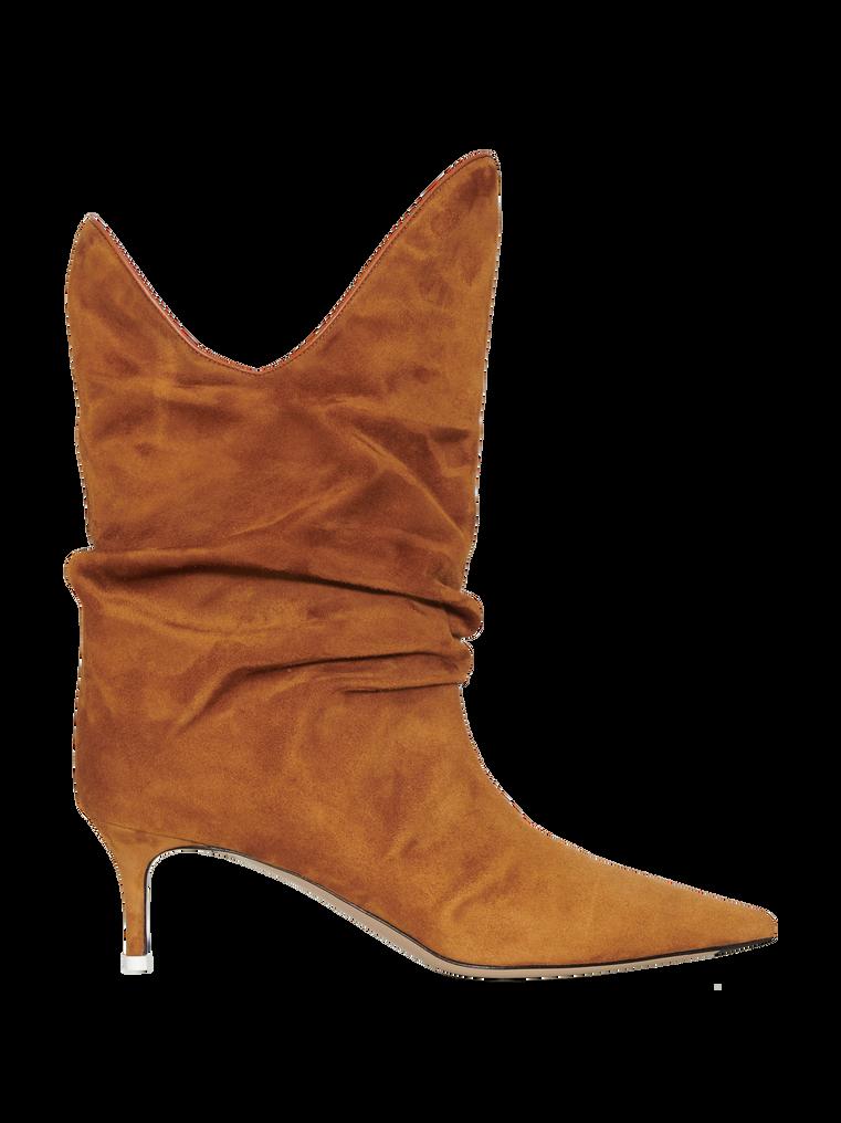 "The Attico ""Tate"" camel boots 4"