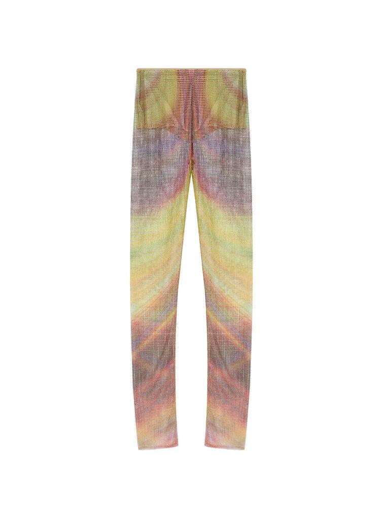THE ATTICO ''Anemone'' multicolor pants 6