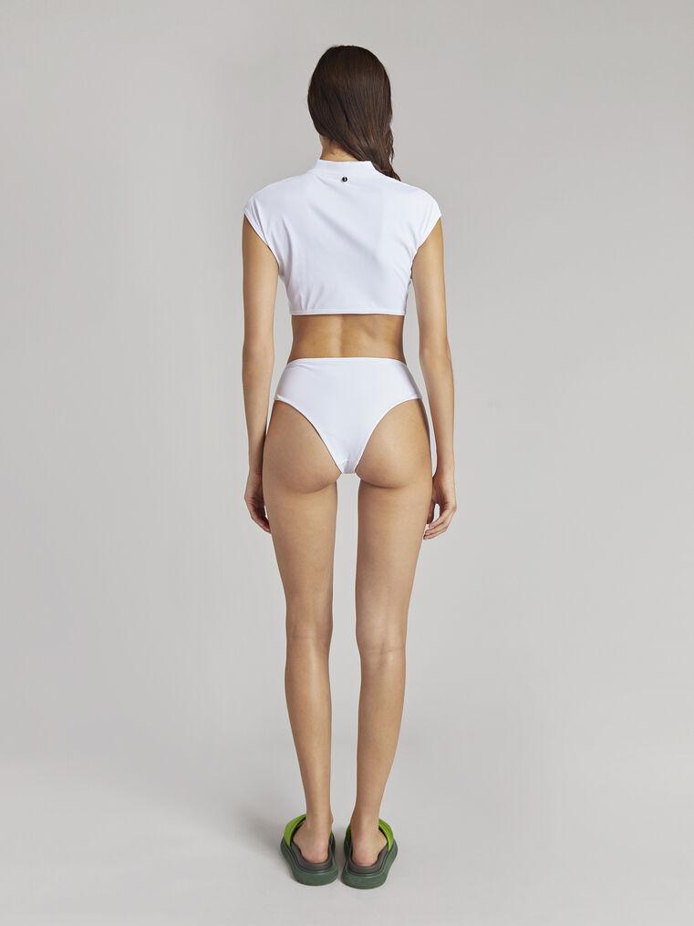 THE ATTICO White bikini t-top 3