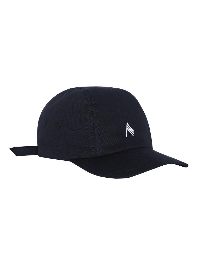 THE ATTICO Black cap 4