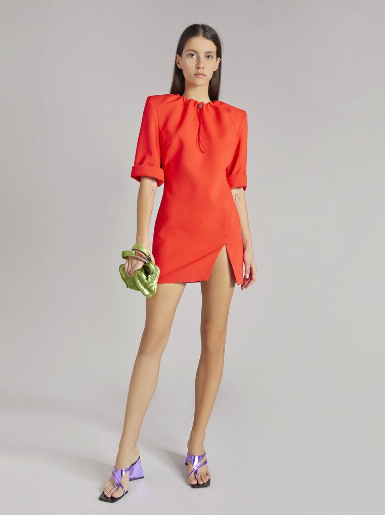 THE ATTICO Lobster mini dress 1