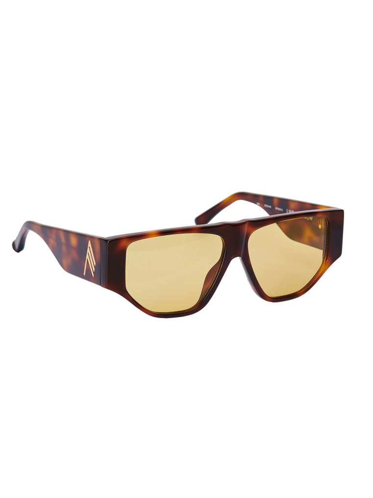 "The Attico ""Ivan"" tortoise effect sunglasses 3"