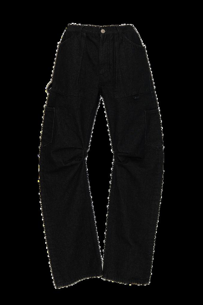 The Attico New boyfriend jeans 4