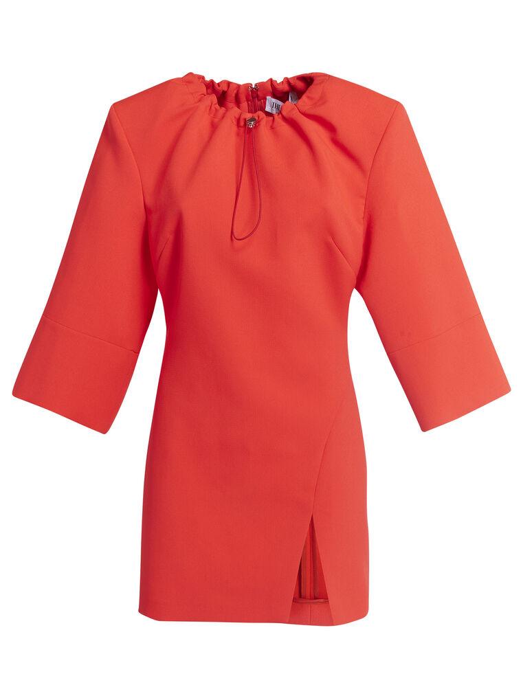 THE ATTICO Lobster mini dress 4
