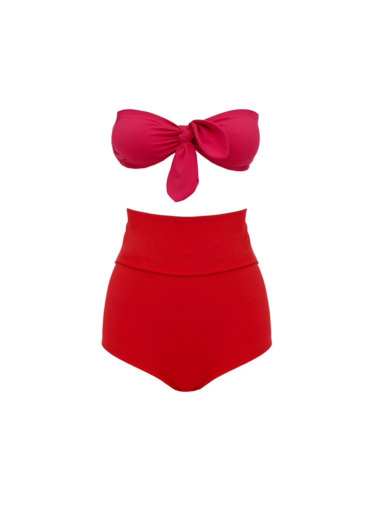 The Attico Virna Bikini Beachwear 4