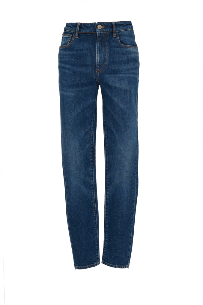 The Attico Light blue skinny pant 4
